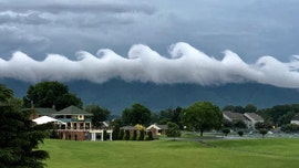 Rare wave clouds spotted in the skies over Virginia