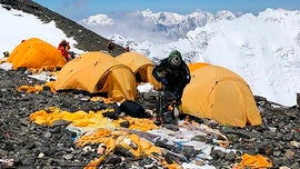 Mount Everest has become an 'open toilet,' staggering amount of human waste found on its slopes