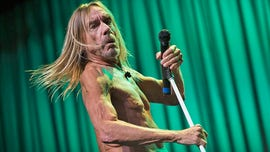 Iggy Pop once performed while high on elephant tranquilizers, Bebe Buell claims