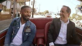 Jerry Seinfeld returns for 'Comedians in Cars' with new guests Jamie Foxx, Seth Rogen and more