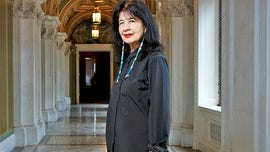 Joy Harjo is first Native American named US poet laureate