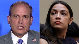 Acting ICE Director Mark Morgan blasts AOC's 'reckless' rhetoric: 'The irony is unbelievable here'