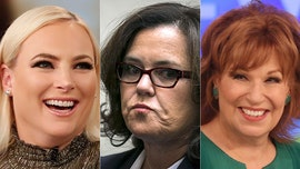 Rosie O'Donnell wants Meghan McCain to quit being 'mean' to Joy Behar on 'The View'