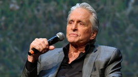 Michael Douglas says America's two-party system not working: 'Collaboration is vilified'