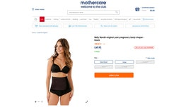 Brand blasted for selling 'sexy' tight corsets for postpartum women