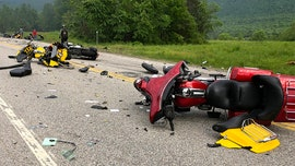 Pickup truck driver arrested following New Hampshire highway collision that left 7 motorcyclists dead