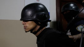 David Ortiz's accused shooter, suspected cohorts led into court in helmets, bulletproof vests