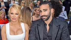 Pamela Anderson dumps soccer star boyfriend Adil Rami, accuses him of cheating, abuse