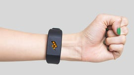 Can this electric shock bracelet zap you out of bad habits?
