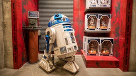 People have actually bought the $25,000 droid sold at Star Wars: Galaxy's Edge