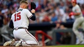 Atlanta Braves pitcher Sean Newcomb 'feels fine' after 102-mph line drive off head: report