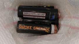 Dominican Republic-bound passenger found with 6 smoke grenades in carry-on bag at Newark airport