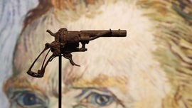 Did Van Gogh shoot himself? Auction of pistol reignites debate.
