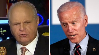 Rush Limbaugh: Biden's best friend bracelet picture 'pathetic'