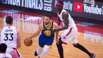 Warriors take Game 5 with 106-105 win against Raptors