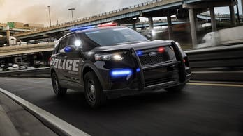 Ford Police Interceptor Utility test drive: The fastest police car is Ford's new SUV