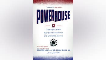 'Powerhouse: 13 Teamwork Tactics that Build Excellence and Unrivaled Success' by Kristine Lilly and Dr. John Gillis Jr.
