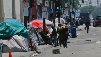 LA residents fed up with officials, demand change after homeless crisis spirals in city
