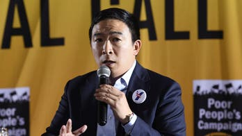 Andrew Yang rips Chinese government's 'ridiculous' decision not to broadcast NBA games