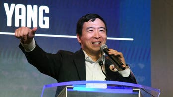 Andrew Yang vows mass pardon to all imprisoned for nonviolent marijuana offenses