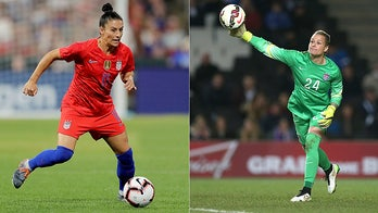 Women's World Cup: US stars Ali Krieger and Ashlyn Harris savor tournament experience as a couple