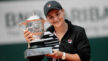 Ashleigh Barty wins French Open title, ends Australia's 46 year drought