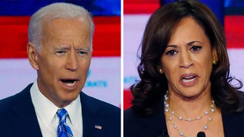 Harris rips Biden after he claims support of 'only' black female senator: 'The other one is here'
