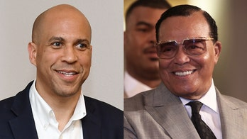 Booker opens door to meeting with Farrakhan after blasting Biden for 'hurtful' comments on bigots