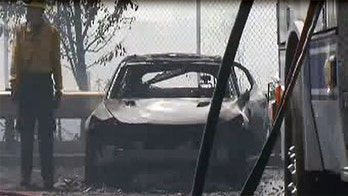 California Carmax lot goes up in flames, dozens of vehicles damaged, destroyed