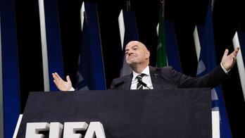 Infantino eyes reboot for soccer to avoid crisis