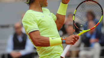 Rafal Nadal tops Roger Federer to reach 12th French Open final