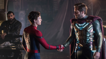 'Spider-Man: Far From Home' swings into the top spot at the box office
