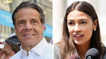 New York Gov. Andrew Cuomo bashes AOC over 'concentration camp' remarks