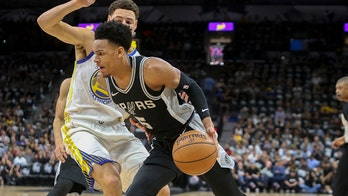 San Antonio Spurs' Dejounte Murray gifts brother brand new car for high school graduation