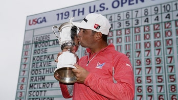Gary Woodland channeled young golfer's 'positive energy' en route to US Open victory