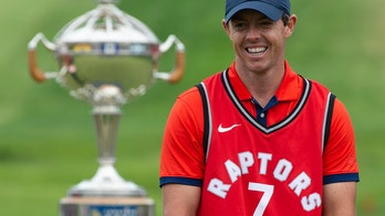 Rory McIlroy throws support behind Toronto Raptors after Canadian Open win
