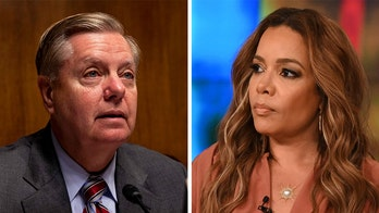 Sunny Hostin says Lindsey Graham 'sold his soul' in his support of President Trump