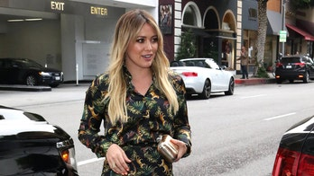 Hilary Duff reveals baby daughter hospitalized due to infection from bug bite