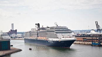 Investigation launched after Holland America cruise ship appears to just miss pod of humpback whales