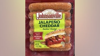 Johnsonville recalls nearly 100,000 pounds of sausage after 'green plastic' found in product