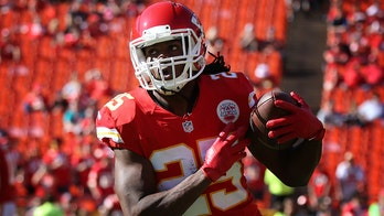 Ex-NFL star Jamaal Charles goes to battle with massive spider at his home