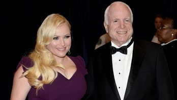 Meghan McCain asks Twitter followers to share dad stories ahead of Father's Day