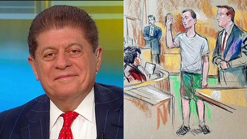 Napolitano on doxxing sentence: Effort to block Judge Kavanaugh was unlike anything we have seen