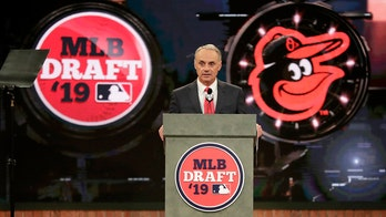MLB moving amateur draft to All-Star week in July