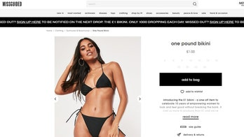 Shoppers slam fashion retailer over cheap bikini: 'Disgusting, questionable ethics'