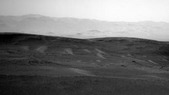 Mysterious white light on Mars seen in NASA photo