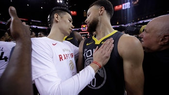 Jeremy Lin makes history as Toronto Raptors win first NBA title