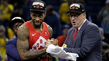 Ex-Iranian leader says he would invite Toronto Raptors to Tehran if he were still president