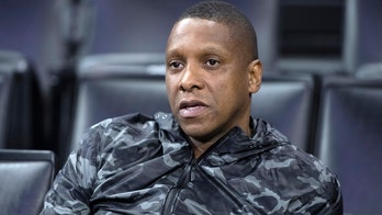 Toronto Raptors executive Masai Ujiri reportedly involved in sideline altercation with sheriff's deputy