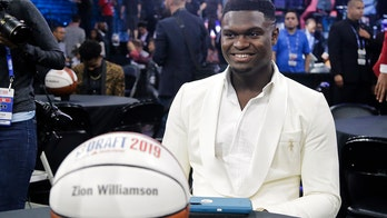 NBA's future stars turn heads with draft day fashion choices